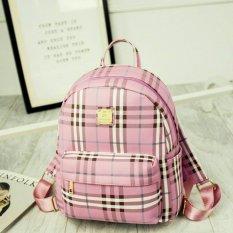 Jims Honey New Fashion Bag Oreo Backpacks Pink Murah