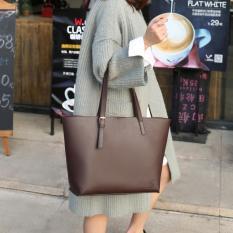Jual Jims Honey New Tote Bag Set 2 In 1 Isabella Bag Brown Grosir