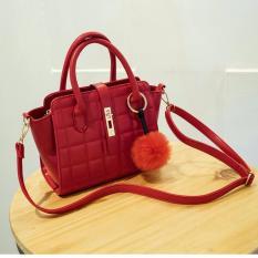 Beli Jims Honey Pillow Bag Red Secara Angsuran