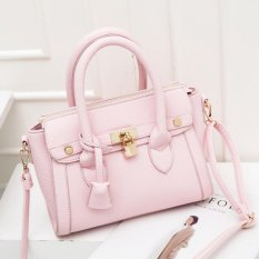 Jual Jims Honey Premium Quality Tifany Bag Softpink Branded Murah