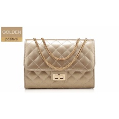 Jims Honey Rovelin - Tas Slempang Mini Chloe Gold