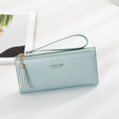Jims Honey - Dompet Wanita Import - Samantha Wallet (Skyblue)