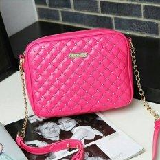 Spesifikasi Jims Honey Sling Bag Wanita Ting Ting Bag Hotpink Yang Bagus Dan Murah