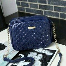 Beli Jims Honey Sling Bag Wanita Ting Ting Bag Navy Pake Kartu Kredit