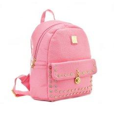 Jual Jims Honey Strawberry Backpack New Arrival Pink Jims Honey Asli