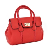 Jims Honey Tas Import Wanita Lolly Bag Red Terbaru
