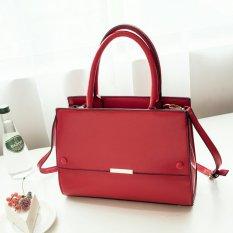 Promo Jims Honey Tas Selempang Wanita Maddie Bag Red Jims Honey Terbaru