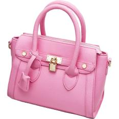 Jims Honey Tiffany Bag Hot Pink Indonesia
