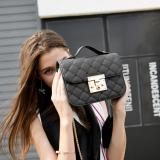 Toko Jims Honey Top Sling Bag Mary Bag Black Jims Honey
