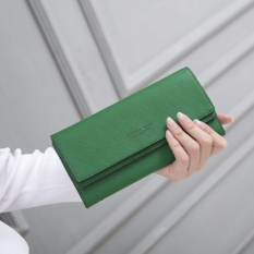 Dapatkan Segera Jims Honey Top Woman Fashion Wallet Giselle Wallet Green