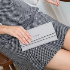 Review Toko Jims Honey Top Woman Fashion Wallet Giselle Wallet Grey Online