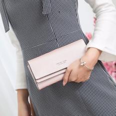 Toko Jims Honey Top Woman Fashion Wallet Giselle Wallet Softpink Termurah