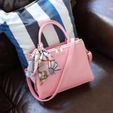 Jims Honey Woman Tote Bag Import Talita Bag Pink Murah