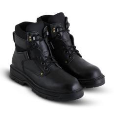 Jual Jk Collection Sepatu Boots Pria 1118 Hitam Online Di Indonesia