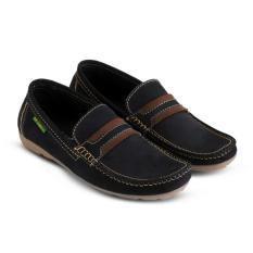 Harga Jk Collection Sepatu Casual Pria 1203 Hitam Termurah