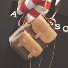 JMKJ LEFTSIDE 2016 Baru Ransel Wanita Sekolah Korea Back Pack PU LeatherFashion Natal Hadiah untuk Anak Perempuan Pack Bags Lady Tas Online-Intl