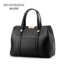 JMKJ Wanita Top-handle Bag Elegan Bahu Tas PU Kulit Handbagswomen Messenger Tas Bolsas Feminina Jakarta 'S Info Fashion- INTL