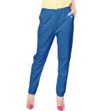Harga Jo Nic Dakota Relax Office Pants Celana Wanita Blue Di Jawa Barat