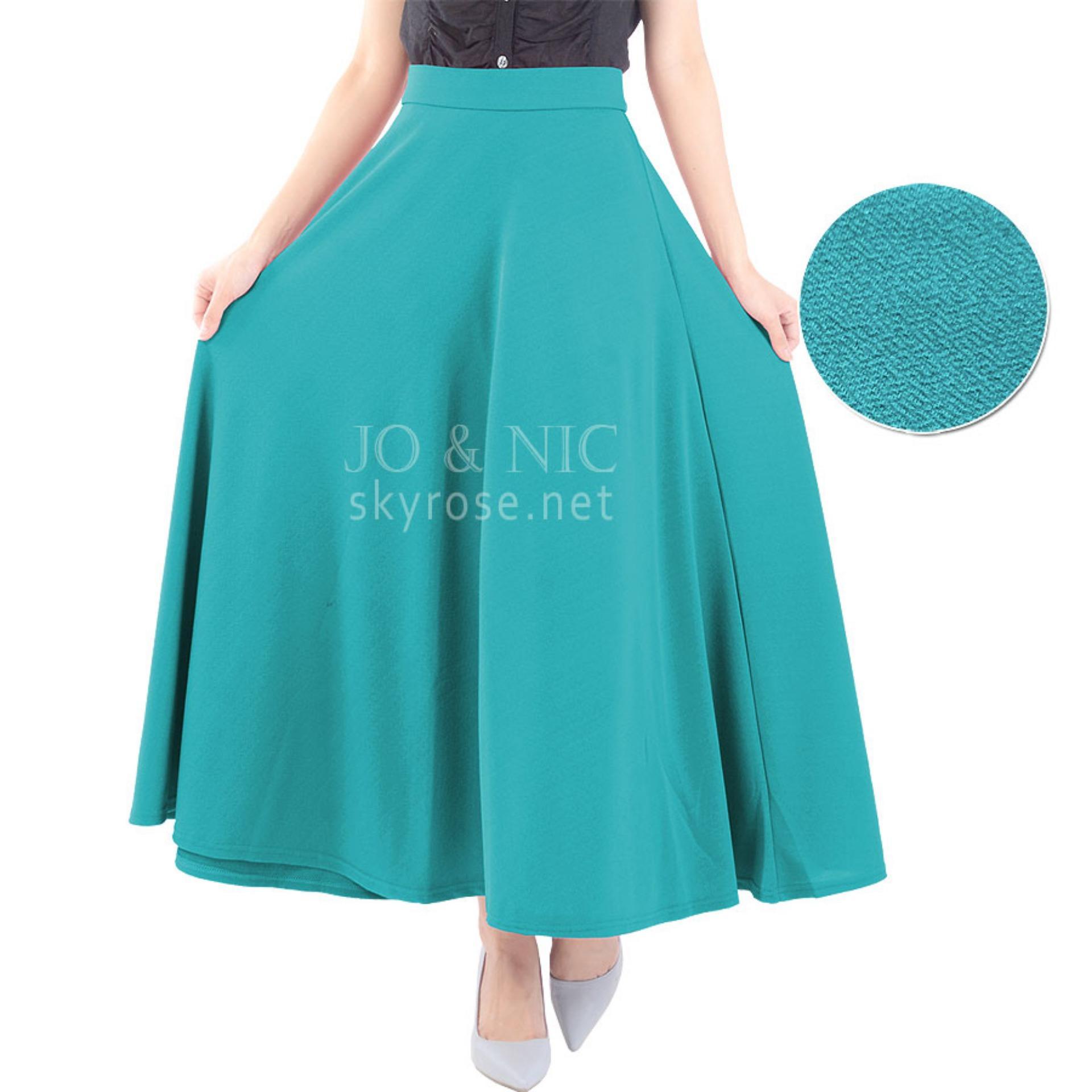 Store Info Terbaru Promo Harga Berbagai Produk Terlaris Kulot Midi Nda Fjn822b Jo Nic Isyana Waffle Rok Wanita Full A Line Maxi Skirt