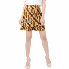 Iklan Jo Nic Kiara Batik Celana Rok Wanita Bt809 Brown