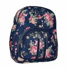 Jobay promo Ransel Fashion,backpack,Ransel Rose 01 -Biru