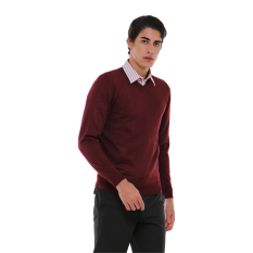 Review Jobb Cazarotan V Sweater Maroon Jobb Di Indonesia