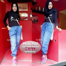 Harga Joger Jeans Dewasa Light And Dark Original