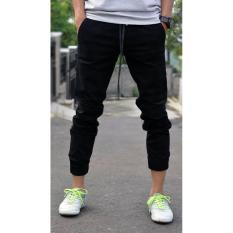 Top 10 Jogger Pants Skinny Best Seller Hitam Online