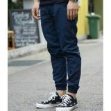 Beli Jogger Pants Skinny Best Seller Navy Nyicil