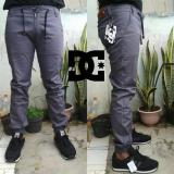 Beli Jogger Pants Type Dc Grey Kredit