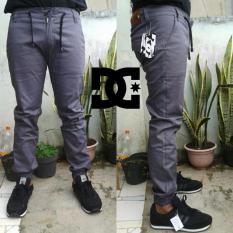 Jual Jogger Pants Type Dc Grey Online Di Jawa Timur