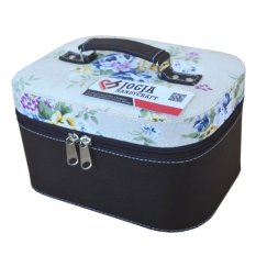 Jogja Craft NYB023 Traveller Make Up Bag - Kotak Tempat Kosmetik (Brown)