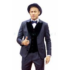 John Varatos Jas Neymar Jr Fashionable Style Jas Stylish Jas Pria Jas Formal Grey Di Yogyakarta Diskon
