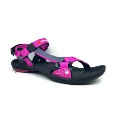 [ Johnson Shoes ] Sendal / Sandal Gunung Tali Wanita OUTDOOR ADVENTURE - SOLA Fuschia