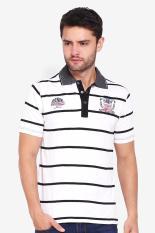 Johnwin Men T-Shirt ATS.624.M035.01.C S/S Diskon discount murah bazaar baju celana fashion brand branded