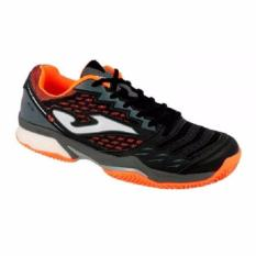 Joma T ACE 701 Black All Court - Black/Orange