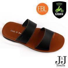 Josh&Joe / fashion pria / sandal murah / sandal pria / sandal pria kulit / sandal pria casual / sandal pria dewasa / sandal gunung pria/ sandal jepit pria 07HT