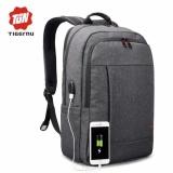 Review Toko Joy Anti Maling Ransel Untuk 12 17 Inches Laptop Dengan Port Pengisian Usb Eksternal Hitam Intl Online