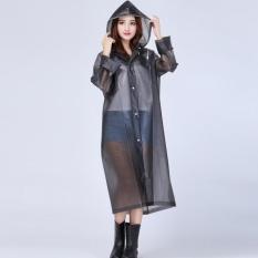 Beli Joy Korea Mode Korea Topi Outdoor Pria Dan Wanita Dewasa Fashion Jas Hujan Grey Intl Nyicil