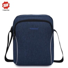 Toko Joy Men Messenger Shoulder Bag For Phone Wallet Blue Intl Yang Bisa Kredit