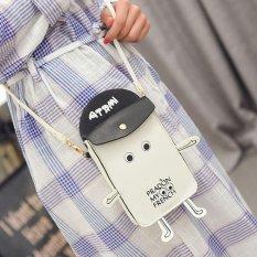 Joy Mini Cara Kuno Shoulder Bag Putih Intl Tiongkok