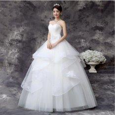 Diskon Joy Bride Pernikahan Gaun Putih Intl Urban Preview Tiongkok