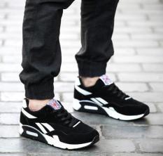 Harga Joy Korea Mode Korea Topi Celana Panjang Olahraga Tren Pria Sepatu Kasual Hitam Internasional Seken