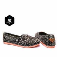 JRC collection-flatshoes slipon corak yezy new arrival sejenis tomswakai