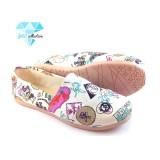 Beli Jrc Sepatu Flatshoes Slip On Motif Holland Model Tom Wakai Cicilan