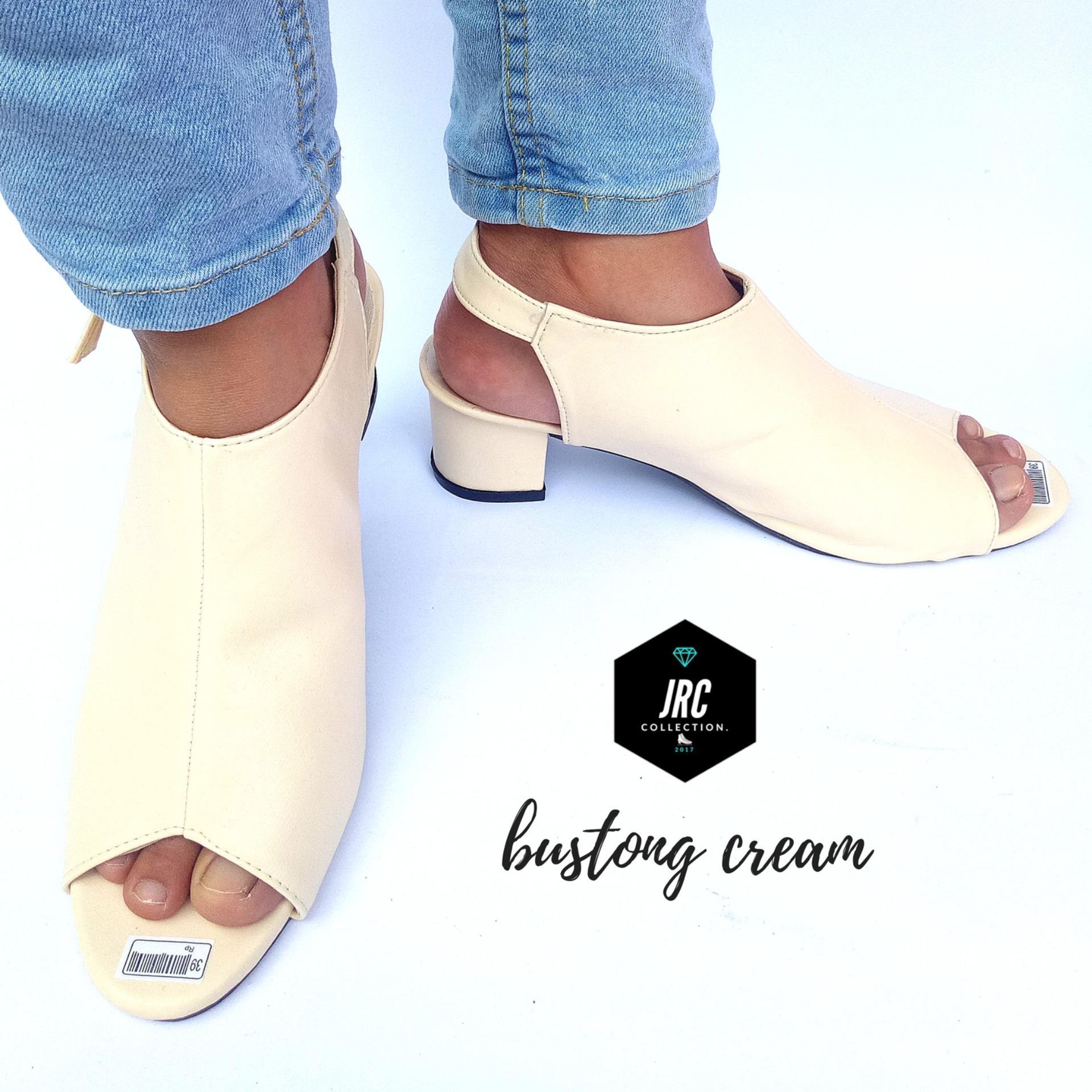 Pencarian Termurah JRC sepatu wanita hak tahu bustong highheels harga penawaran - Hanya Rp39.251