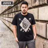 Jsmix Ukuran Besar Plus Besar M 7Xl Indian Head Graphic T Shirt Intl Asli