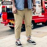 Review Tentang Jsmix Plus Ukuran 36 48 Ukuran Besar Besar Ankle Length Jeans Kasual Intl