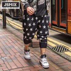 Beli Jsmix Plus Ukuran 36 48 Street Fashion Haren Grafis Celana Intl Di Tiongkok