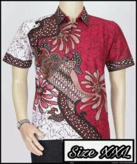 Jual Baju Batik Pria Baju Batik Kantor Hem Batik Pria Motif Jagad Exclusive